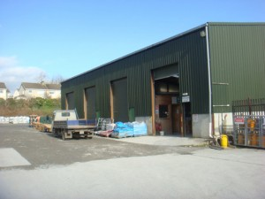 Industrial unit, Carrick-on-Suir