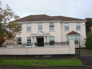 Before renovation, Castleknock