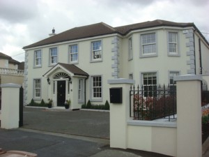 Following renovation, Castleknock