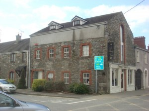 Conversion of grain store to offices, Ardee