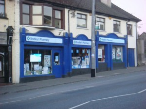 New shopfront, Ardee