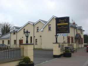 Change of use to B&B, Donore